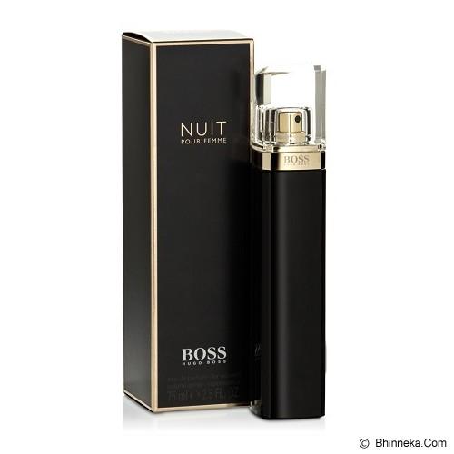 HUGO BOSS Nuit - Eau De Parfum untuk Wanita