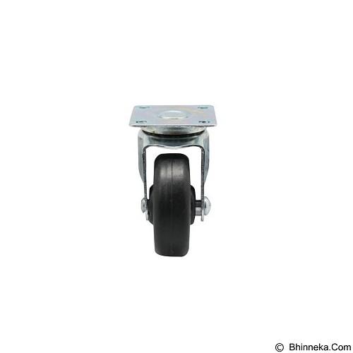 HUNTER Roda Gepeng 4 Lubang [HK 505 (Dus)] (Merchant) - Kulkas 1 Pintu