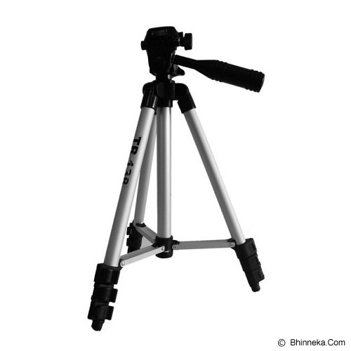I-DISCOVERY Tripod TR-138 - Black - Tripod Combo With Head