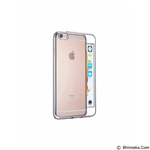 I-SMILE Diamond Crystal Clear Soft Case For Apple iPhone 6 6S Plus 5.5