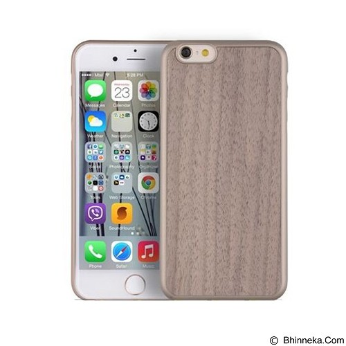 I-SMILE Wooden Texture Case For Apple iPhone 6 6S 4.7