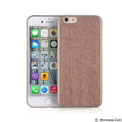I-SMILE Wooden Texture Case For Apple iPhone 6 6S Plus 5.5