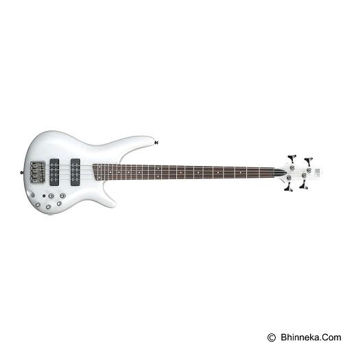 IBANEZ Bass Elektrik SR Series [SR300E-PW] - Pearl White - Bass Elektrik