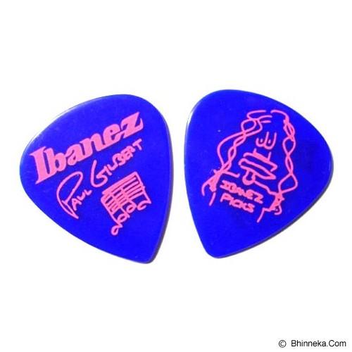 IBANEZ Guitar Pick Paul Gilbert Signature [1000PGJB] - Jewel Blue - Gitar Pick