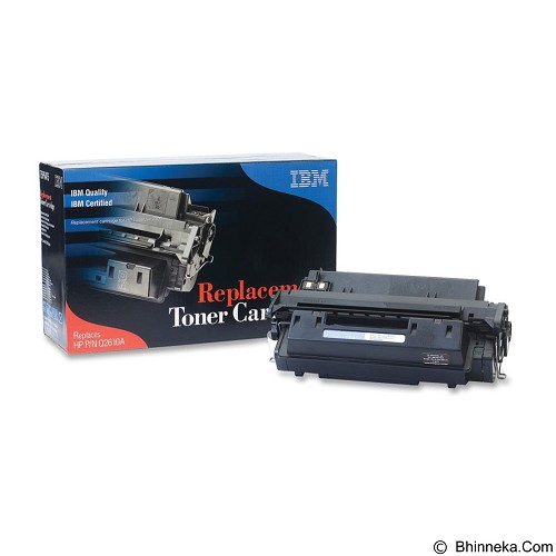 IBM Toner Cartridge Black [10A-Q2610A] - Toner Printer Refill