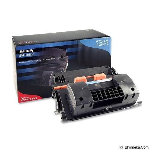 IBM Toner Cartridge Black [64X-CC364X] - Toner Printer Hp