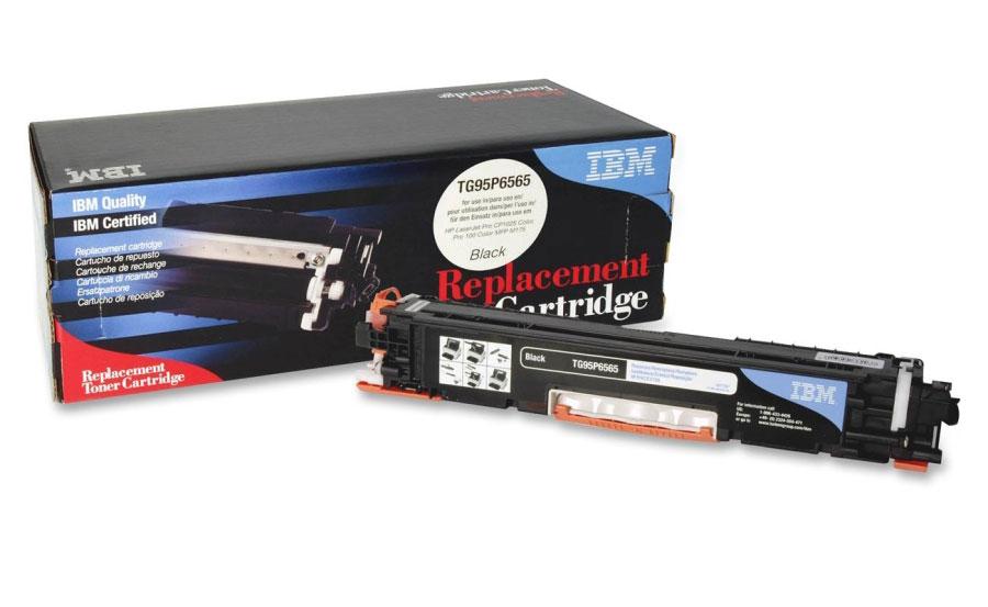 IBM Toner Cartridge Black [CE310A] - Toner Printer Refill