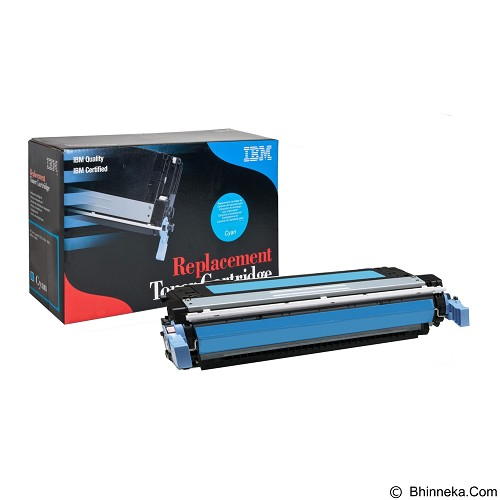 IBM Toner Cartridge Cyan[CB401A] - Toner Printer Refill