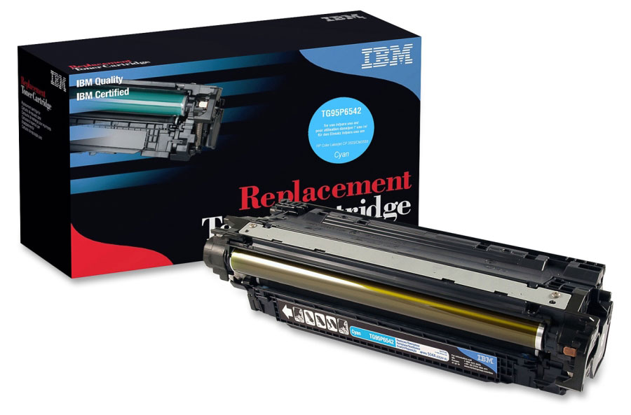 IBM Toner Cartridge Cyan [CE251A] - Toner Printer Refill