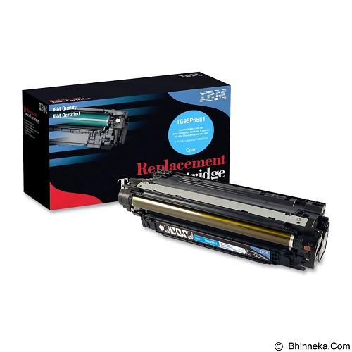 IBM Toner Cartridge Cyan [CE261A] - Toner Printer Refill