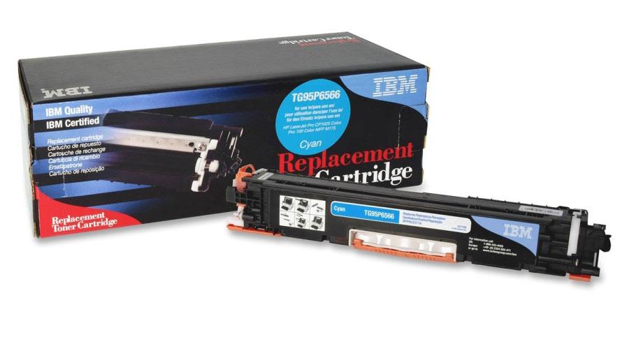 IBM Toner Cartridge Cyan [CE311A] - Toner Printer Refill