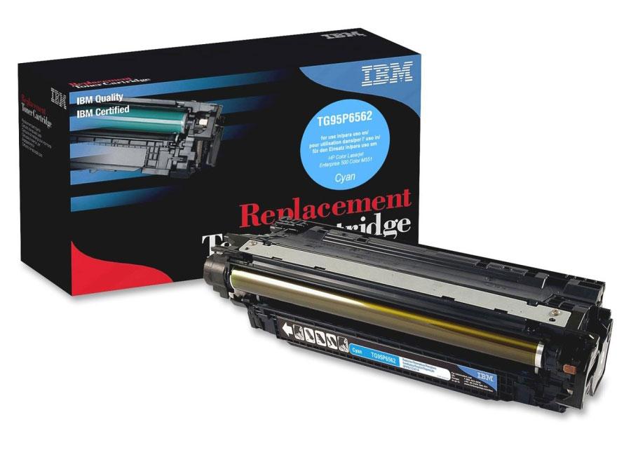 IBM Toner Cartridge Cyan [CE401A] - Toner Printer Refill