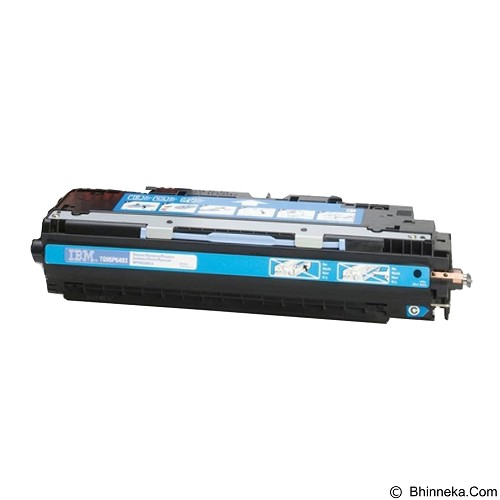 IBM Toner Cartridge Cyan [Q2681A] - Toner Printer Refill
