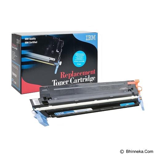 IBM Toner Cartridge Cyan [Q7581A] - Toner Printer Refill