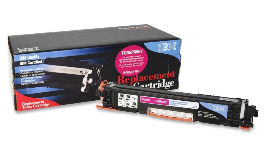 IBM Toner Cartridge Magenta [CE313A] - Toner Printer Refill