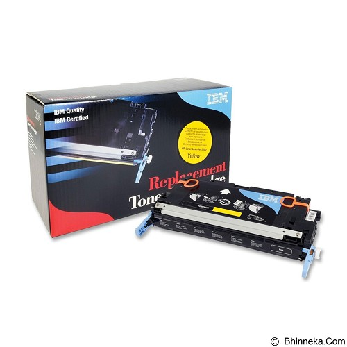 IBM Toner Cartridge Yellow [Q7562A] - Toner Printer Refill