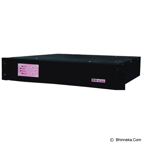 ICA RN 2000 - UPS Rackmount Non Expandable
