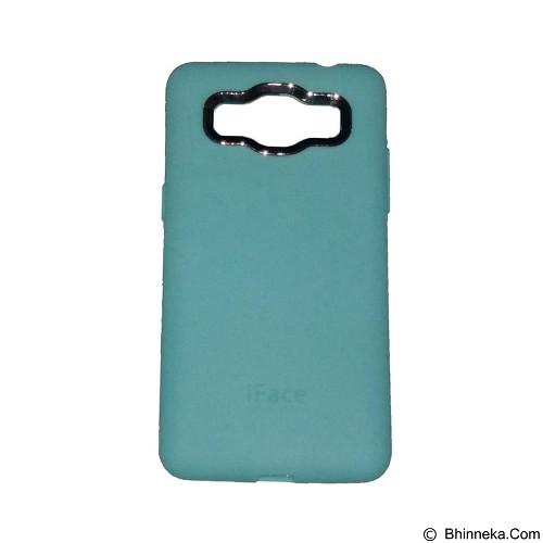 IFACE SOFTSHELL Silicon Case Samsung Galaxy Grand Neo - Green (Merchant) - Casing Handphone / Case