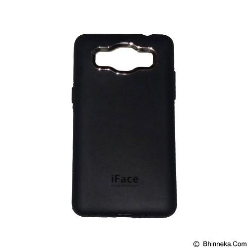 IFACE SOFTSHELL Silicon Case Samsung Galaxy J5 - Black (Merchant) - Casing Handphone / Case