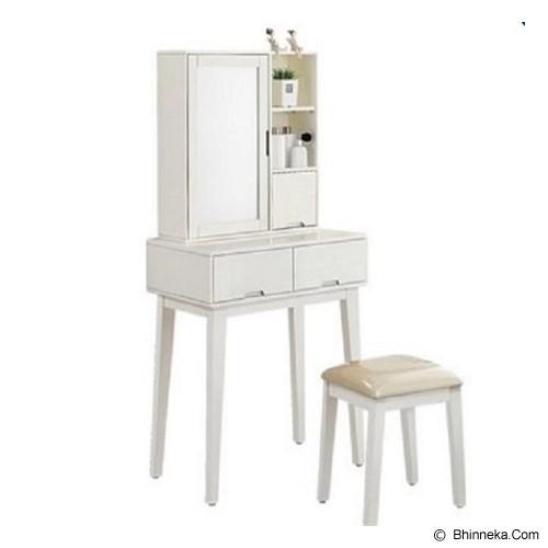 iFURNHOLIC Eco Vanity Set - Meja Rias