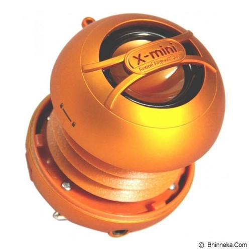 IKAWAI Uno Portable Speaker [XAM14] - Orange - Speaker Portable