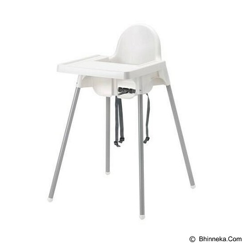IKEA Antilop High Chair - White (Merchant) - Baby Highchair and Booster Seat