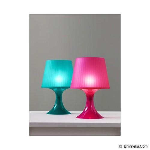 IKEA Lampan Lampu Meja - Pink - Lampu Meja
