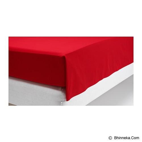 IKEA PRODUCTS Dvala Seprai - Merah (V) - Seprai & Handuk