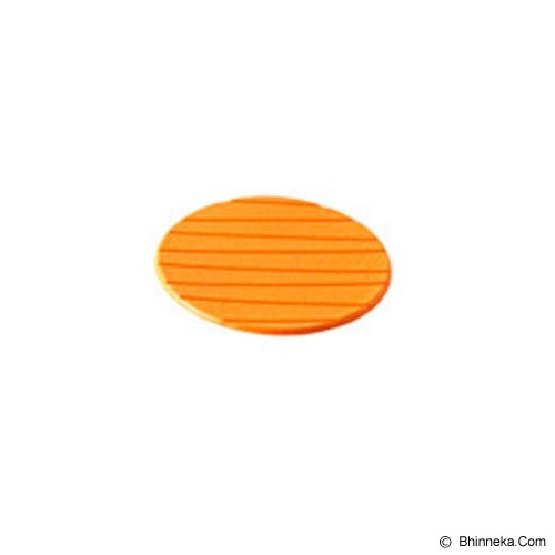 IKEA PRODUCTS Panna Coaster [402.675.92] - Orange (V) - Gelas