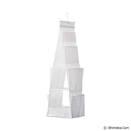 IKEA PRODUCTS Pluring Hanging Storage [002.428.34] - White (V) - Gantungan Serbaguna