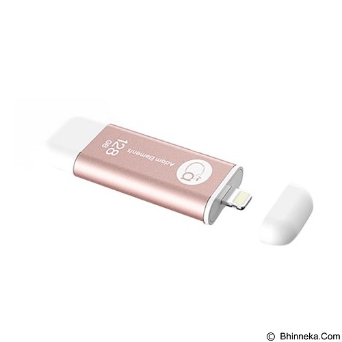 IKLIPS Flash Drive for iPhone and iPad 128GB - Gold - Usb Flash Disk Basic 3.0