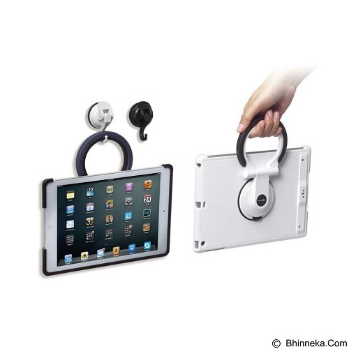 ILOCK Ingamar Security Case with Holder and Lock for iPad Air / Air 2 / iPad Pro [IG309WL] - Pc Security Lock