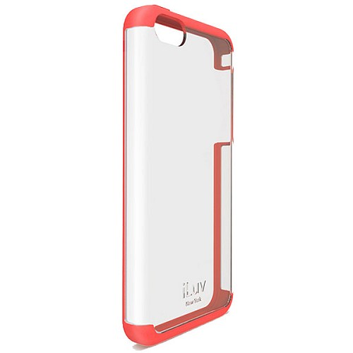 ILUV Vyneer Case for Apple iPhone 5C - Pink - Casing Handphone / Case