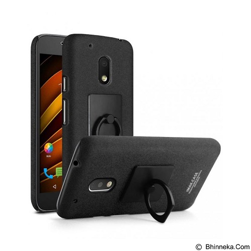 IMAK Contracted iRing Hard Case Motorola Moto G4 Play (Merchant) - Casing Handphone / Case