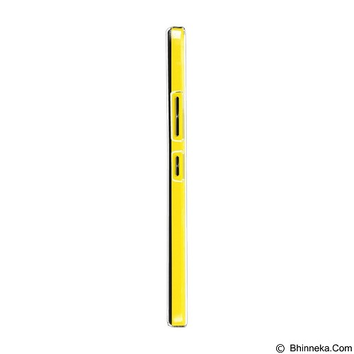 IMAK Crystal II Ultra Thin Hard Case Lenovo A7000/K3 Note - Clear - Casing Handphone / Case