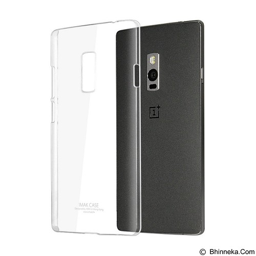IMAK Crystal II Ultra Thin Hard Case OnePlus 2 / Two - Clear - Casing Handphone / Case