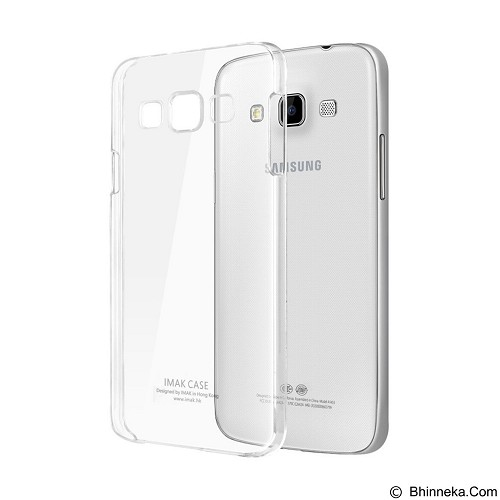 IMAK Crystal II Ultra Thin Hard Case Samsung Galaxy A5 - Clear - Casing Handphone / Case