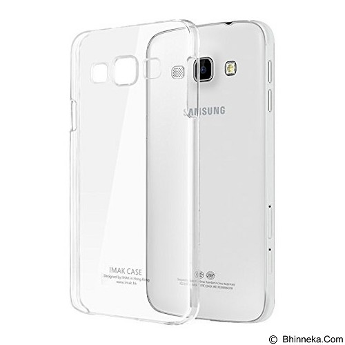 IMAK Crystal II Ultra Thin Hard Case Samsung Galaxy A8 - Clear - Casing Handphone / Case