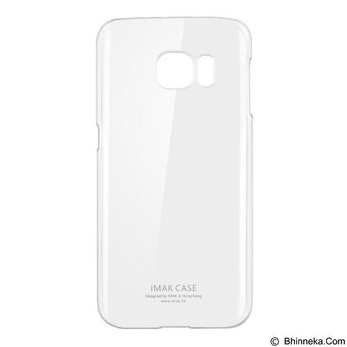 IMAK Crystal II Ultra Thin Hard Case Samsung Galaxy S7 - Clear - Casing Handphone / Case