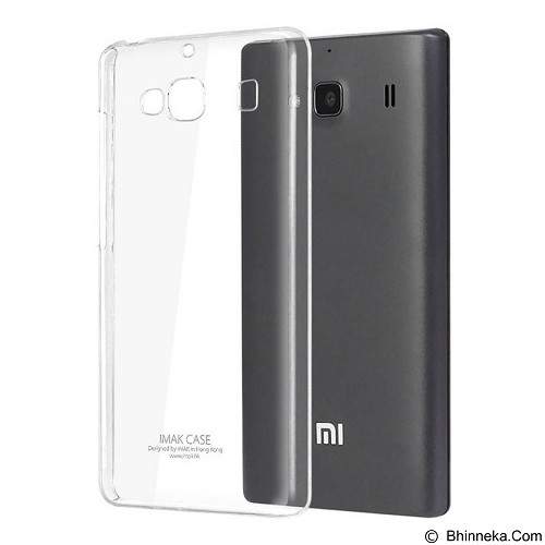 IMAK Crystal II Ultra Thin Hard Case Xiaomi Redmi 2 - Clear - Casing Handphone / Case