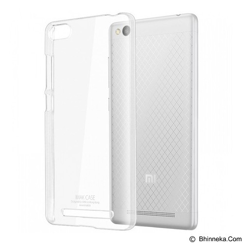IMAK Crystal II Ultra Thin Hard Case Xiaomi Redmi 3 - Clear - Casing Handphone / Case