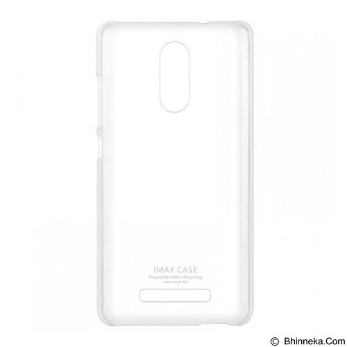 IMAK Crystal II Ultra Thin Hard Case Xiaomi Redmi Note 3 - Clear - Casing Handphone / Case