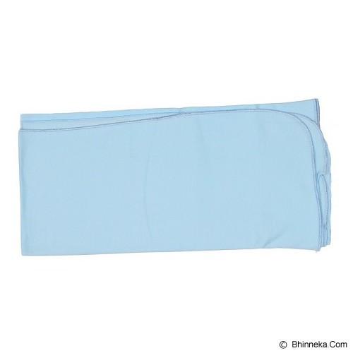 IMOCHI Selimut Bayi [SLMT-WB] - Blue - Perlengkapan Tempat Tidur Bayi dan Anak