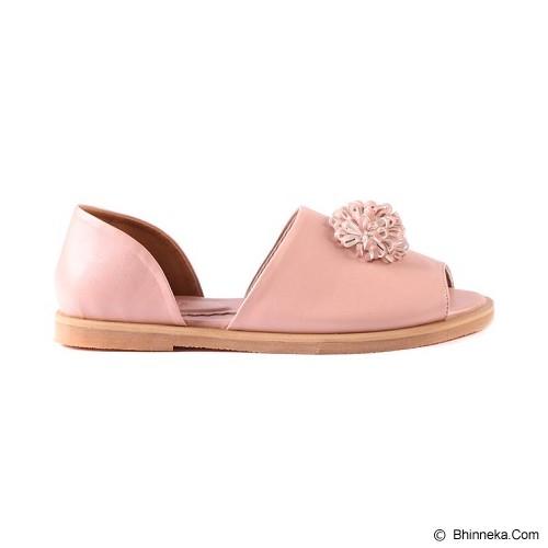 IN HER SHOES Fania Confetti Size 37 - Pink - Sandal Casual Wanita
