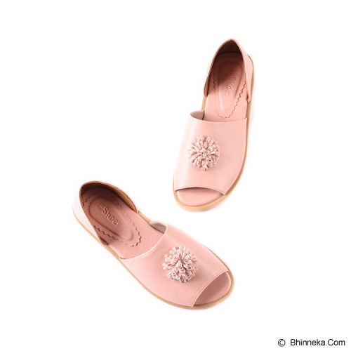 IN HER SHOES Fania Confetti Size 40 - Pink - Sandal Casual Wanita
