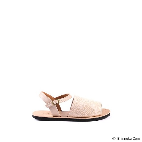 IN HER SHOES Wispy Snake Size 37 - Cream - Sandal Casual Wanita