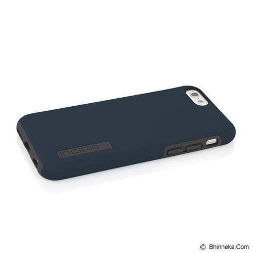 INCIPIO Dual Pro Series for iPhone 6 - Navy Blue - Casing Handphone / Case