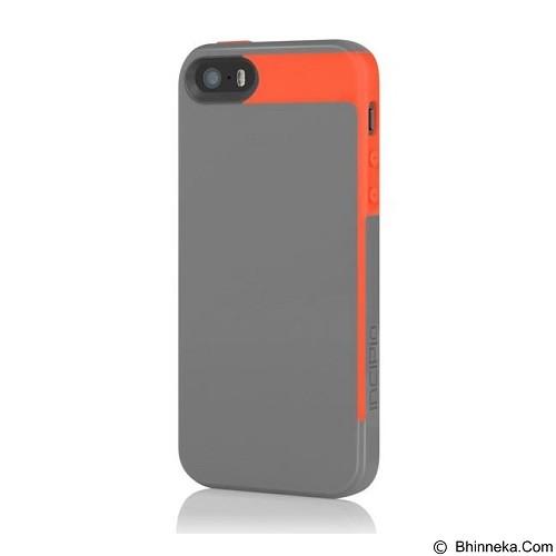 INCIPIO Faxion for Apple iPhone SE/5/5S - Gray Orange (Merchant) - Casing Handphone / Case