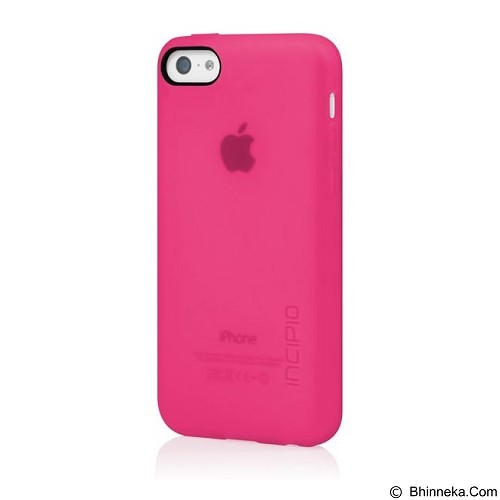 INCIPIO NGP for Apple iPhone 5C - Pink (Merchant) - Casing Handphone / Case