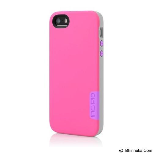 INCIPIO Phenom for Apple iPhone SE/5/5S - Pink White Purple (Merchant) - Casing Handphone / Case